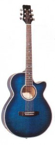 chitarra _acustica_blu
